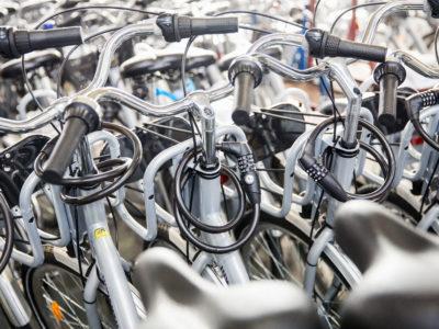 (Polski) Koniec sezonu rowerowego w Żyrardowie