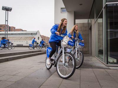 Rozpoczynamy kolejny sezon Żyrardowskiego Roweru Miejskiego